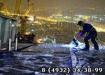 Стоимость очистки крыши от снега екатеринбург
